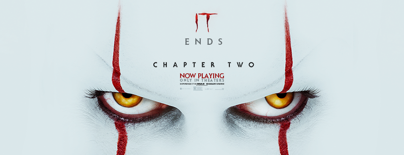 "Here Is a Movie for Horror movies Junkies ""IT ENDS CHAPTER TWO"""
