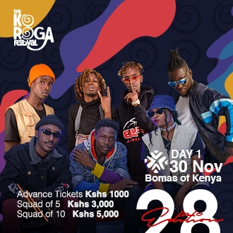 The 28th Edition of The Koroga Festival Day 1 Info